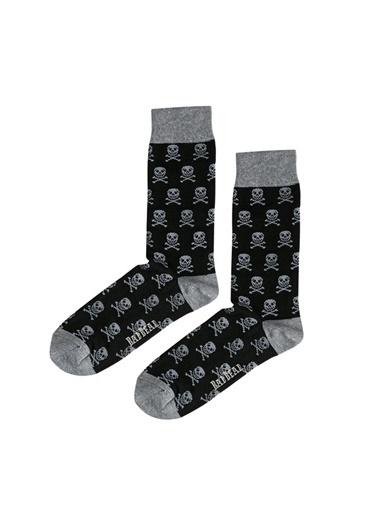 Bad Bear Çorap Siyah